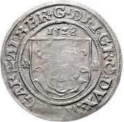 1 Groschen - Albrecht VII. – avers