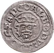 1 Dreiling - Albrecht VII. – avers