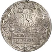 ½ Thaler - Albrecht VII. – avers