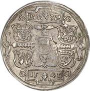 ½ Thaler - Albrecht VII. – revers