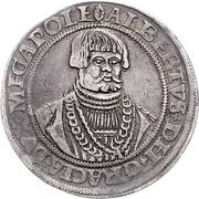 1 Thaler - Albrecht VII. – avers