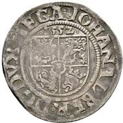 1 Schilling - Johann Albrecht I. – avers