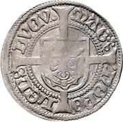 1 schilling Magnus II et Balthasar – avers