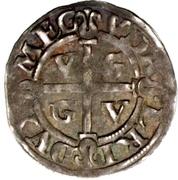 1 Sechsling - Ulrich III. – avers