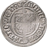 1 schilling Magnus II et Balthasar – revers