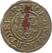 1 Dreiling - Johann Albrecht I. – avers