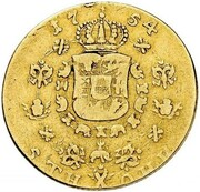 5 thaler Christian Ludwig II – revers