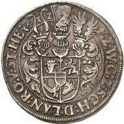 1 thaler Adolf Friedrich – revers