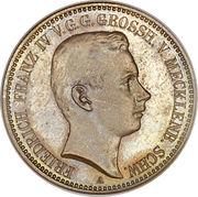 2 Mark - Friedrich Franz IV – avers