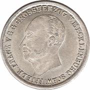 4 schillinge - Friedrich Franz I – avers
