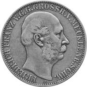 1 Taler - Friedrich Franz II – avers