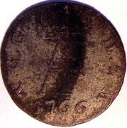 1/48 thaler Adolf Friedrich IV – avers