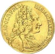 1 Ducat - Adolf Friedrich III. (Reformation) – avers
