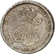 16 Gute Groschen - Adolf Friedrich III. – avers