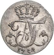 1/48 Thaler - Adolf Friedrich IV. – avers
