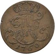 3 Pfennig - Adolph Friedrich IV. – avers