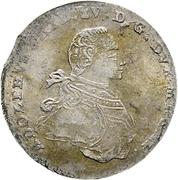 8 Gute Groschen - Adolf Friedrich IV. – avers