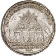 2 Thaler- Adolf Friedrich III. (Reformation) – revers