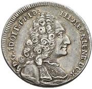1 Ducat - Adolf Friedrich III. (Silver pattern strike; Reformation) – avers