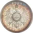 2 Mark - Adolph Friedrich V – revers