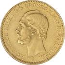 10 Mark - Friedrich Wilhelm – avers