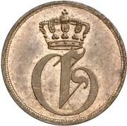 1½ Pfennig - Georg – avers
