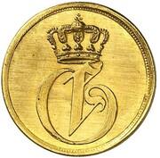 1½ pfennig Georg – avers
