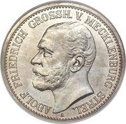 2 Mark - Adolph Friedrich V – avers