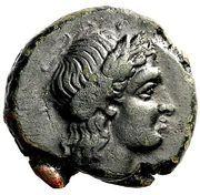 Dichalkon (Medeion) – avers