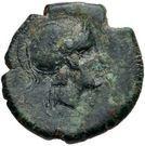Bronze Æ15 – avers