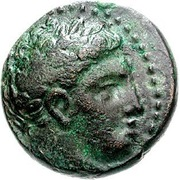Bronze Æ17 – avers