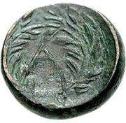 Bronze Æ17 – revers