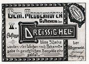 30 Heller (Meggenhofen) -  avers