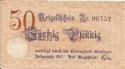 50 Pfennig (Meiningen) – avers