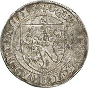1 Schildgroschen - Friedrich IV. der Streitbare (Gotha) – avers
