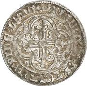 1 Schildgroschen - Friedrich IV. der Streitbare (Gotha) – revers