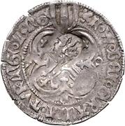 1 Schildgroschen - Friedrich II. der Sanftmütige (Freiberg) – avers