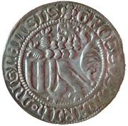 1 schildgroschen Friedrich II y Wilhelm III – avers