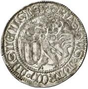 1 Schwertgroschen - Friedrich II. der Sanftmütige – avers
