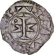 Obole melgorienne ( XI - XIIe siècles ) – avers