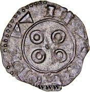Obole melgorienne ( XI - XIIe siècles ) – revers