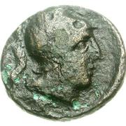 Bronze Æ16 (Melos) – revers