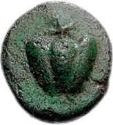 Bronze Æ11 (Melos) – avers