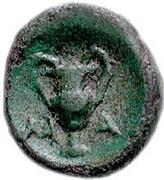 Bronze Æ11 (Melos) – revers
