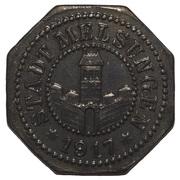 10 pfennig - Melsungen – avers