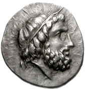 Hemidrachm (Messene) – avers