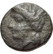 Chalkon (Messene) – avers