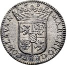 1 lira - Carlo Besso – revers