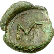 Dichalkon (Methana) – revers