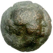 Trichalkon (Methana) – avers